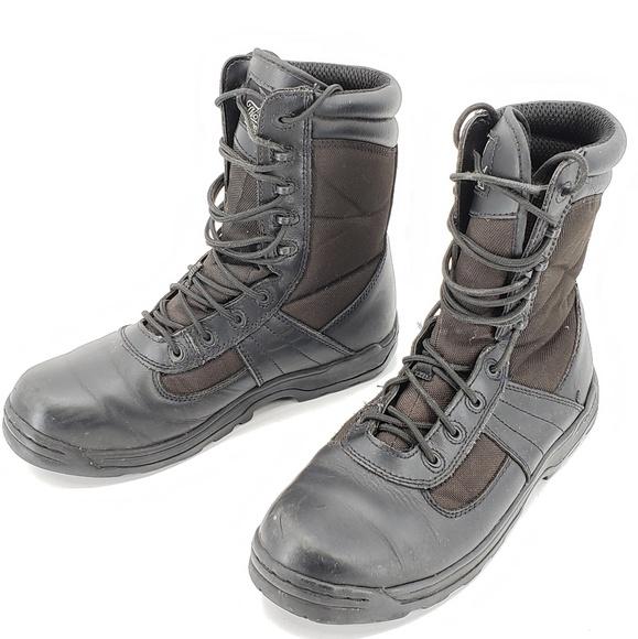 011c4709cff Thorogood Commando Deuce Boots Men Size 10.5W Blac